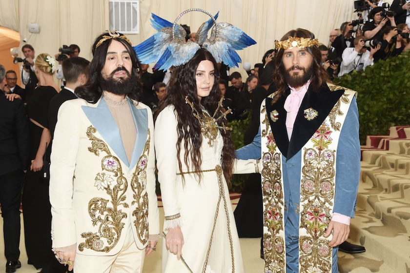 HEAVENLY BODIES: 15 Fave Met Gala Looks